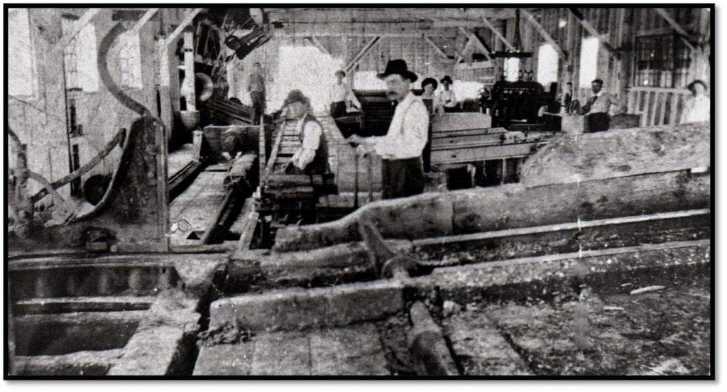 Log Feed - Carriage Operations and Millers Milling BHA 1980.1.536
