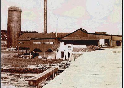 Big Mills Still Lumbering