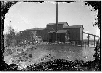 Old Saw Mills Farewell