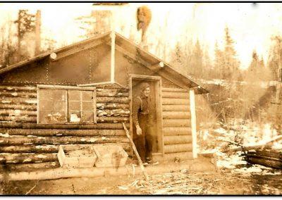 Logging Operations at Oak Island