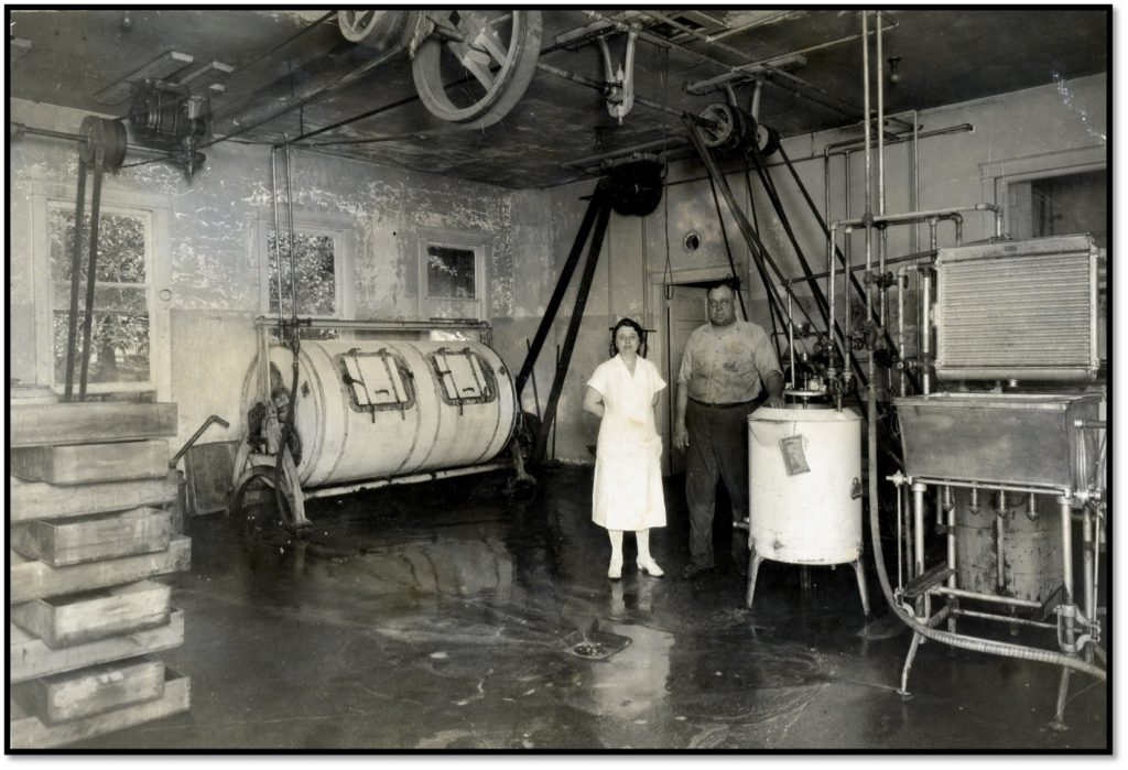 Inside the Creamery BHA 1980.4.142