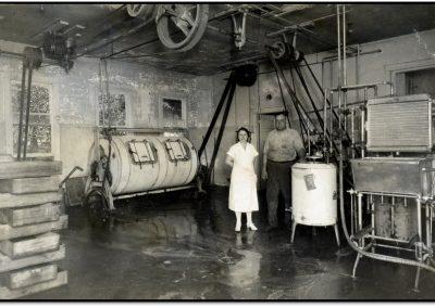 Inside the Creamery