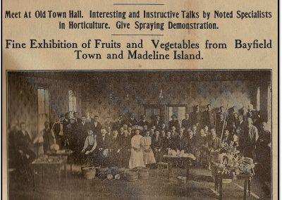 Bayfield Peninsula Horticultural Society