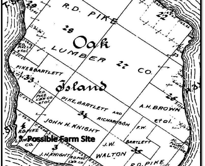 An Oak Island Farm – 1870