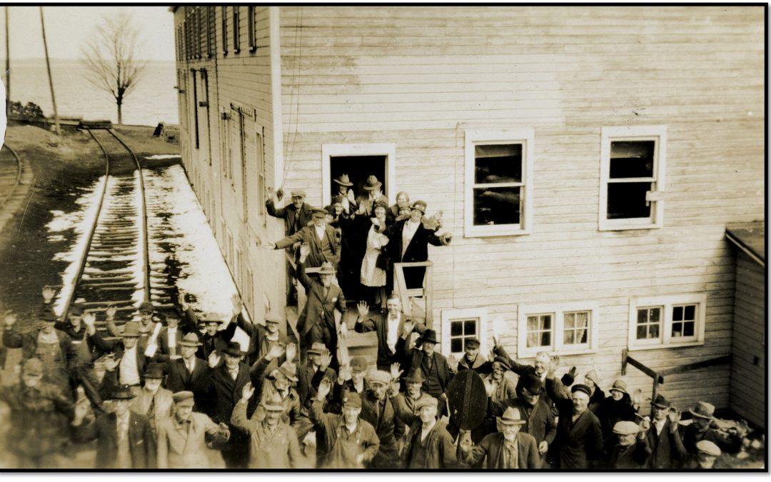 Bayfield Canning Company – POW Camp