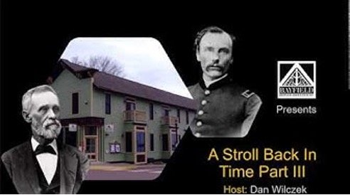 A Stroll Back in Time – Part 3