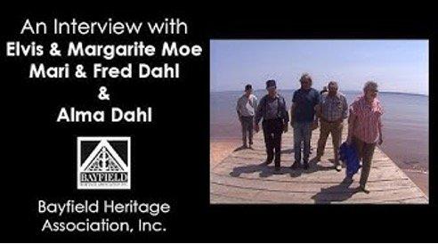 Elvis and Margarite Moe, Mari & Fred Dahl and Alma Dahl – Part 2