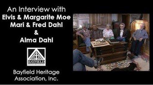 Elvis and Margarite Moe – Mari & Fred Dahl and Alma Dahl