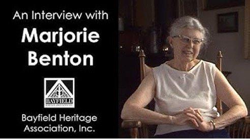 Marjorie Fischer Benton