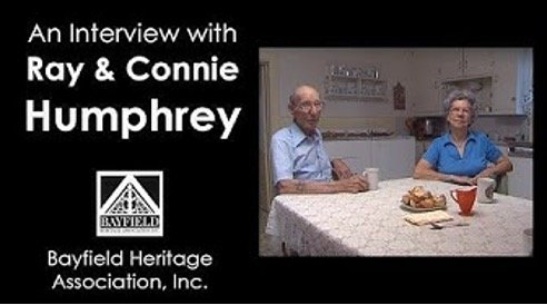 Ray and Connie Humphrey