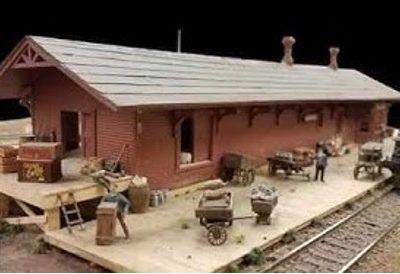 Bayfield Model Railroad Exhibit Virtual Tour