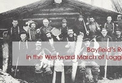 Bayfield's Role in the Westward March of Logging