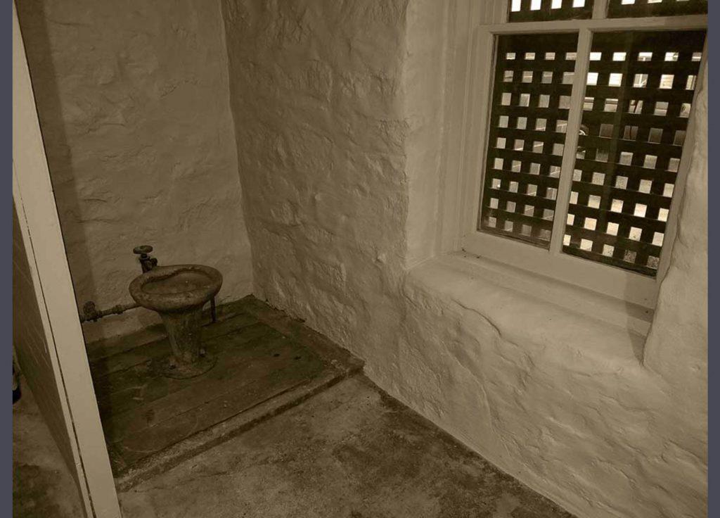 City Jail - Jail Toilet