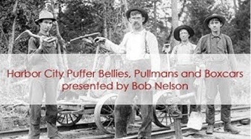 Harbor City Puffer Bellies, Pullmans and Boxcars